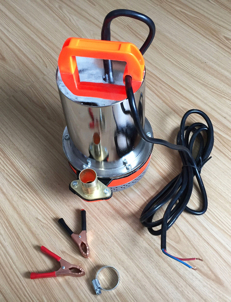 Battery Powered Water Pumps 48