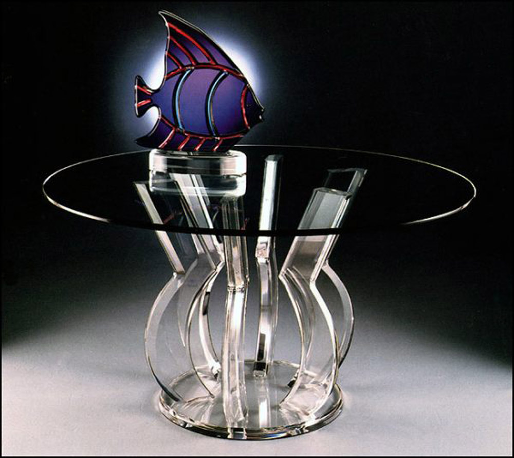 Acrylic Dining Table Base Acrylic Dining Table Base Suppliers And Manufacturers At Alibaba Com
