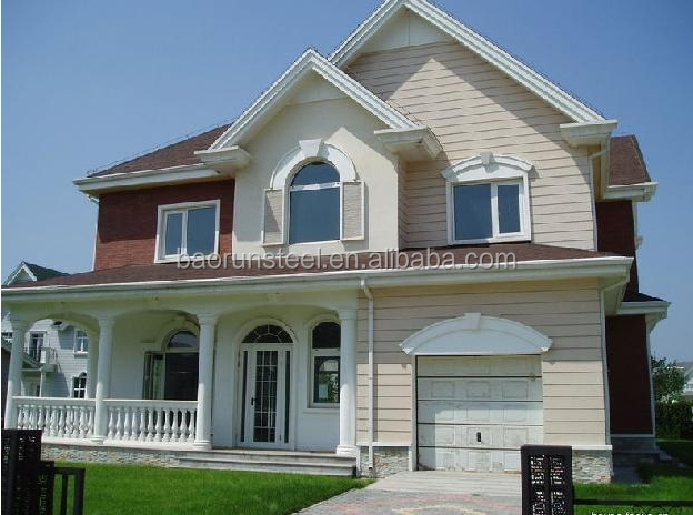 AS/NZS ,CE, AISI Certificated High Quality Prefabricated Living House