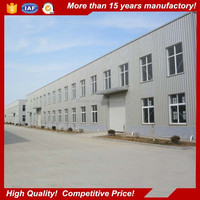 high quality prefabricated insulated metal building
