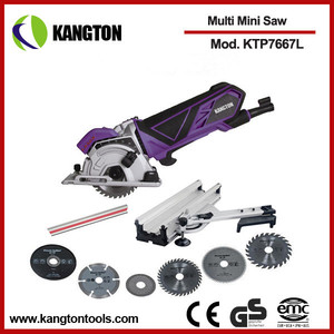 89mm 600W Small Multifunction Hand-held Circular Saw Mini Cut Off Saw