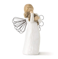 Factory Custom Willow Tree hand-painted sculpted Angel of Friendship