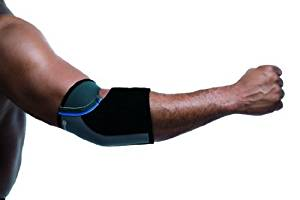 Rehband Core Line Tennis Elbow Support (Large) by Rehband