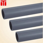 110mm upvc pipe for greenhouse plant growing