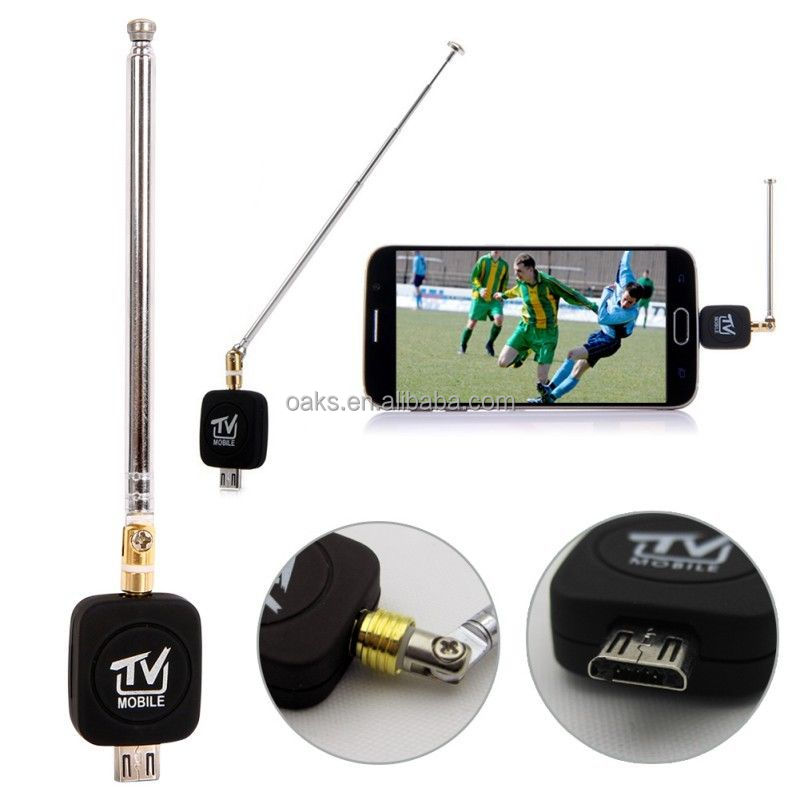 Mini DVB-T Digital Mobile Satellite Micro USB TV Tuner for Android Tablet