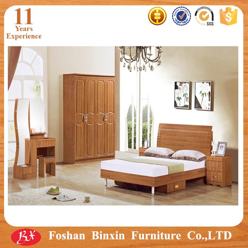 Conjunto de muebles de casa moderna MDF muebles de dormitorio ...