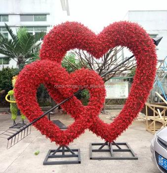 Ws16051317 Guangzhou Fabricante De Encargo Tamaño Forma De Corazón