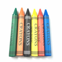 Hot Sale Popular Colouring Silky Crayon