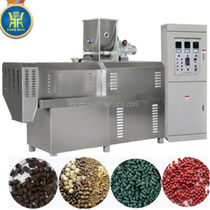 floating fish food pellet fish feed extruder