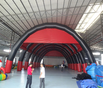 Luxurious and versatile Inflatable tent for party or exhibition