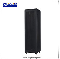 42u server rack perforated cabinet door mesh door cabinet 4 fans cabinet network rack size