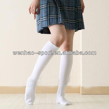 8129249c2274a Wholesale Custom Fashion Girls Knee High Sock - Buy School Girls ...