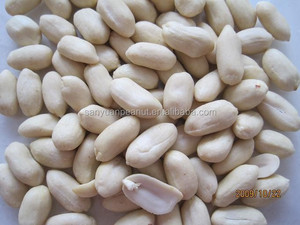feed peanuts raw material blanched penaut kernel