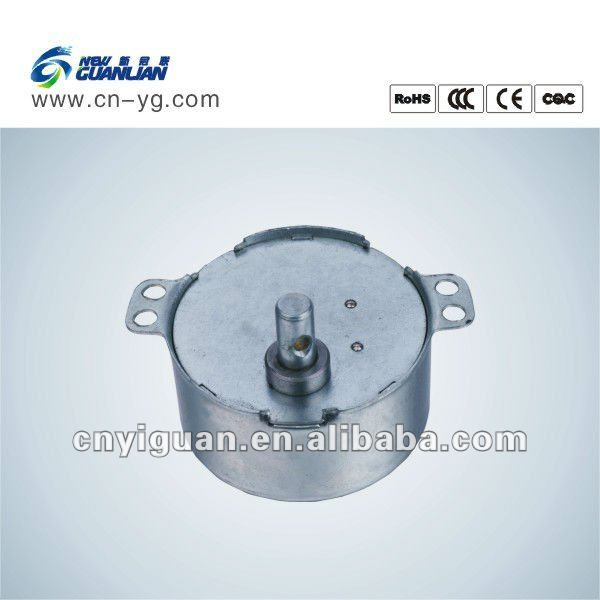 New Guanlian TYD49 small fan motor