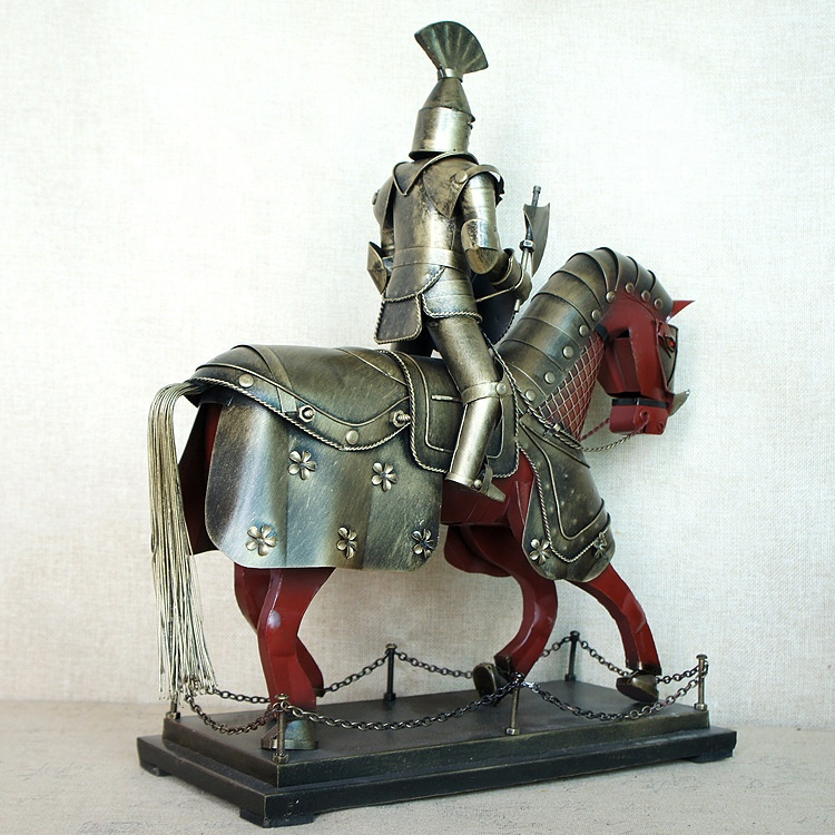 Metal Crafts European Medieval Armor Knight Model ...