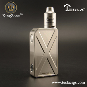 The best vape mod 2018 popular electronic cigarette Invader 3 by Teslacigs factory