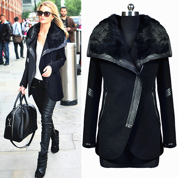 black winter coat women - photo #40