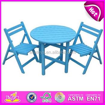 nouveau design en bois salon de jardin pour enfants jouet en bois de table et - Table Et Chaise De Jardin Pour Enfant