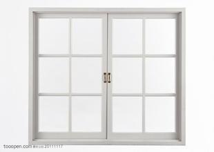 prefabricated house decorative double style storm doors