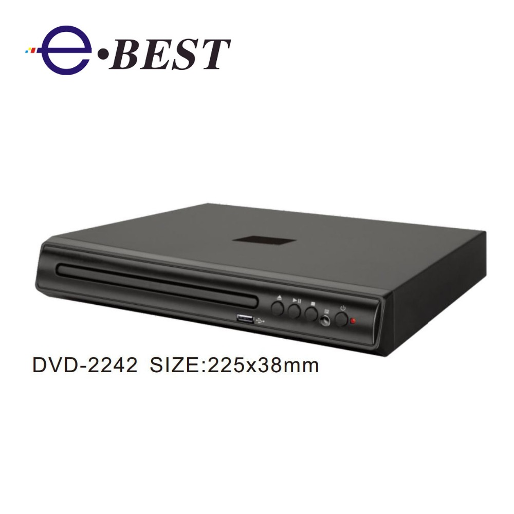Good Price 2.1CH Home DVD Player for S.Asia