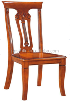 Antique Wooden Dining Chair ,solid Wood Carving Cherry Finished Chair