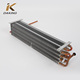 Promotional Tube Material Copper Aluminum Fin Condenser Coil