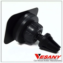 Vesany exquisite free rotation air vent car mount holder iphone