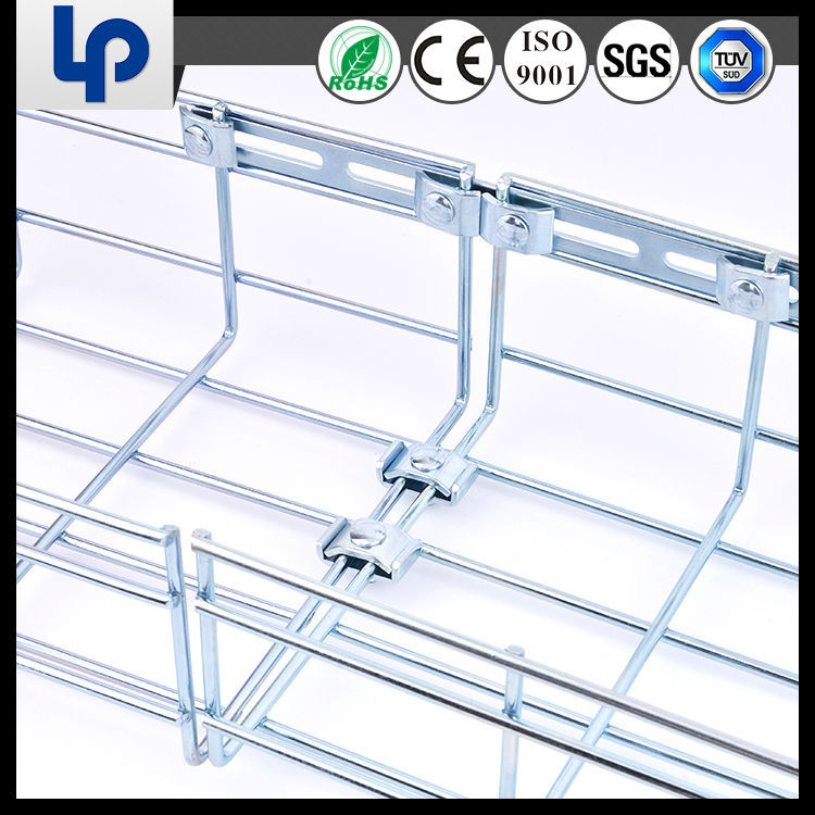 Stainless steel cable tray szies
