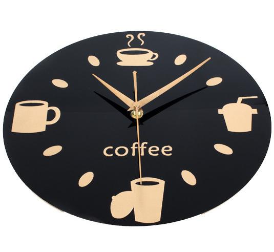 Modern Kitchen Wall Clock Cup
