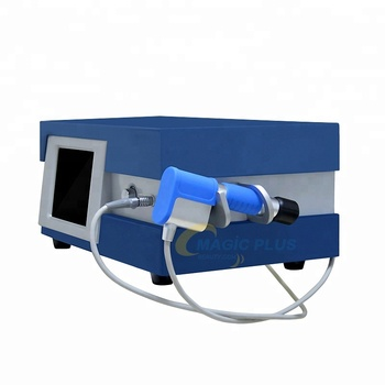 SW10 1-21 Mhz 0.5 bar to 8.0 Bar Shockwave Therapy Machine For Sale For ED Treatment