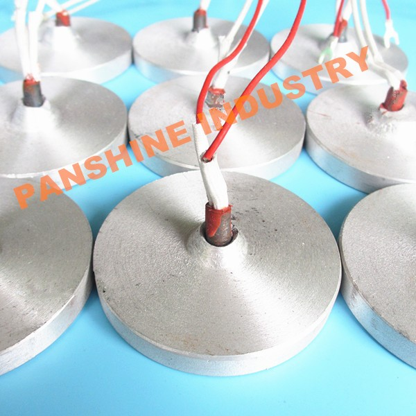 electromagnetic induction cast iron heater for base drum heater