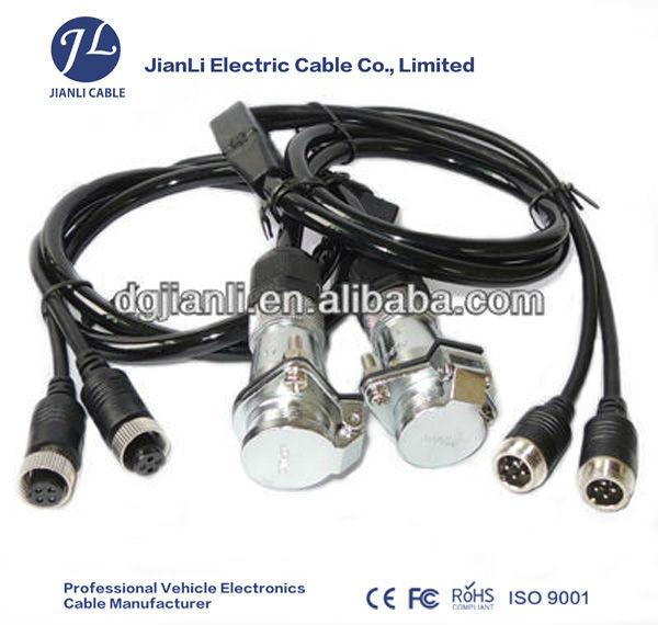 Fantastisch 4 Kabel Anhänger Standard Fotos - Elektrische ...
