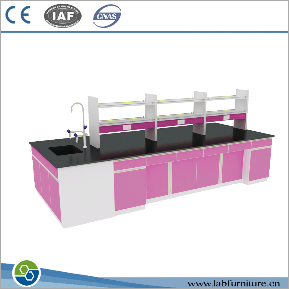 lab furniture stainless steel workbench/school benches for sale