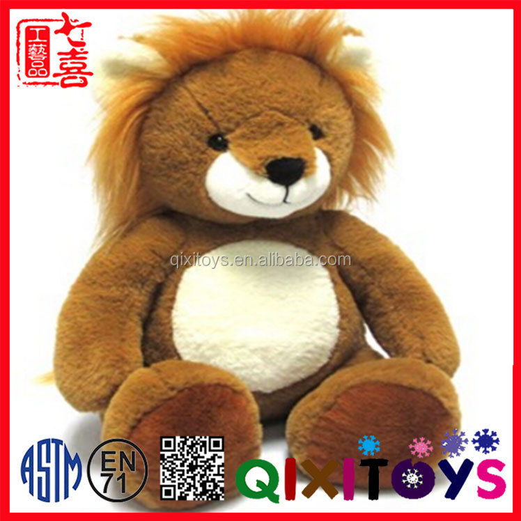 All kinds mini stuffed lion toy plush toy custom