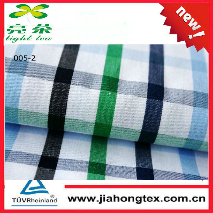 shirt fabric cotton and elastic