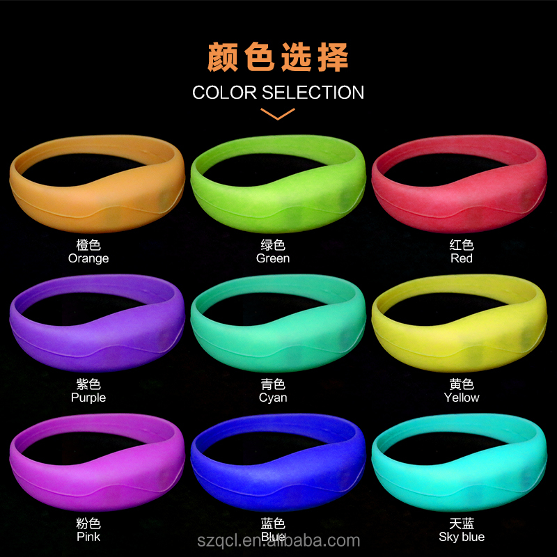 Cheapest Sound Music Activated LED Wristband Glow Bracelet