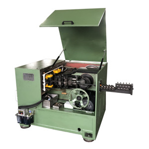 low noise/ wafios N90/ new generation/ high speed/ belt drive nail making machine