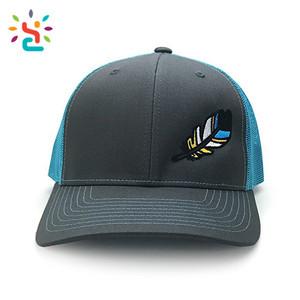 37c9d9966af 6 Panel Mesh Hat Custom 3d Embroidery Flexfit Hat 100% Polyester Outdoor  Fitness Baseball Caps