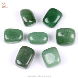 Green aventurine rough stone green aventurine tumbled stone jewelry