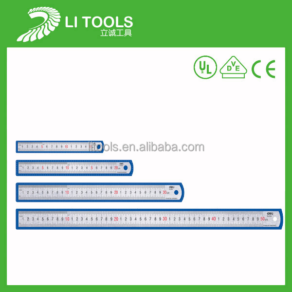 2015best selling 0.7mm thickness cm inch 15cm 30cm stainless steel ruler