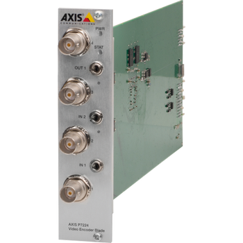 AXIS P7224 Video-Encoder-Blade