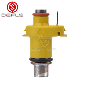 Defus Fast Delivery New 6 Holes Yellow Motorcycle Fuel Injector Nozzle  100cc Y15zr Fz150i Injector - Buy Motorcycle Fuel Injector,Motorbike 15zr