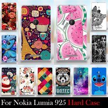 For Nokia N925 Lumia 925 case Hard Plastic Cellphone Mask Case Protective Cover Housing Skin Shippin g Free