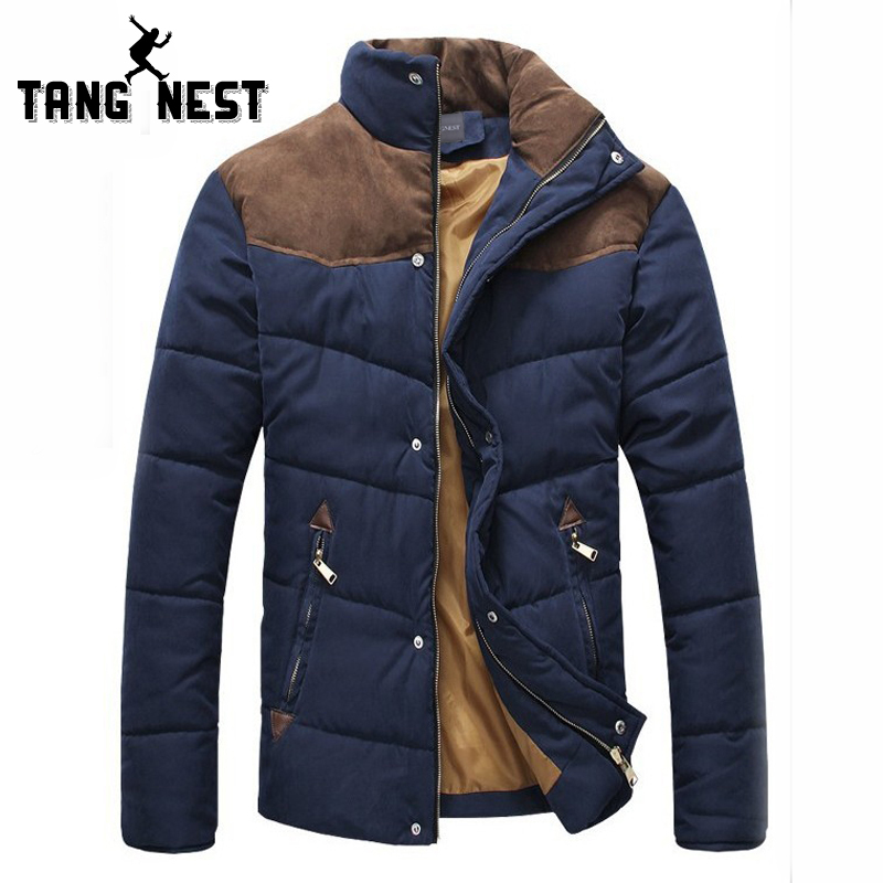 TANGNEST 2016 Hot Selling Fashion Casual Winter Outwear