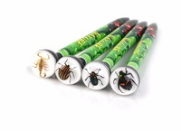 2016 New creative REAL insect gift ball pen for boys