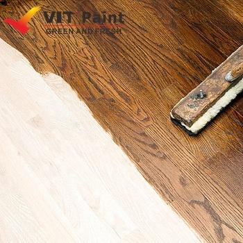 Vit Polyurethane Wood Floor Coating