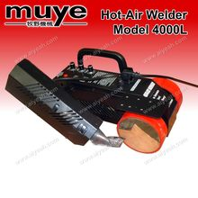 High plastic welding machine/pvc banner welder/pvc hot air welding machine