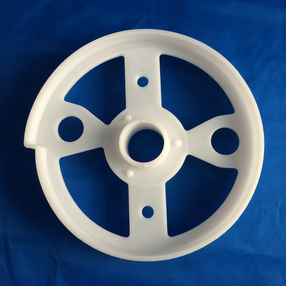 Pieces Nylon Upper Pulley 6