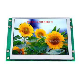 Hmi tft 3.5 inch 320x240 lcd module support RS232 RS485 TTL USB port