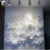 Ivory Artificial Paper Flowers Wall Backdrop Wedding Decorations